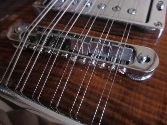 Rock-Gitarre-12-Saten-Les-Paul-5-
